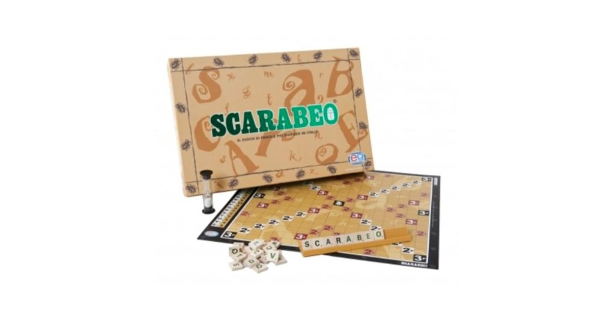 Scarabeo gioco da tavolo regali per tutti - Scarabeo gioco da tavolo ...