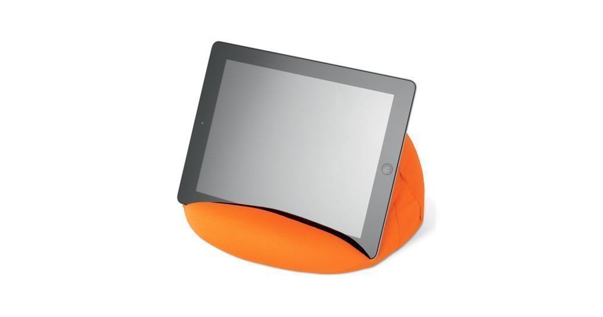 Cuscino supporto per ipad e tablet regali per tutti - Supporto per ipad da letto ...