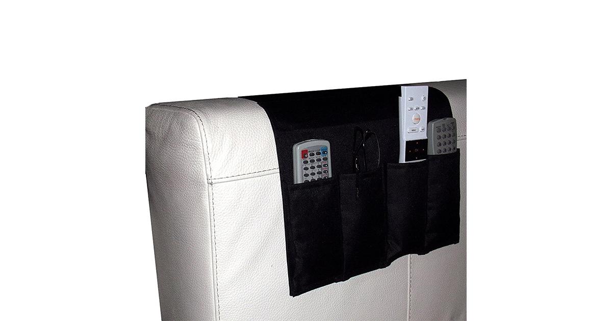 Porta oggetti e telecomandi per divano regali per tutti - Porta telecomandi da divano ...