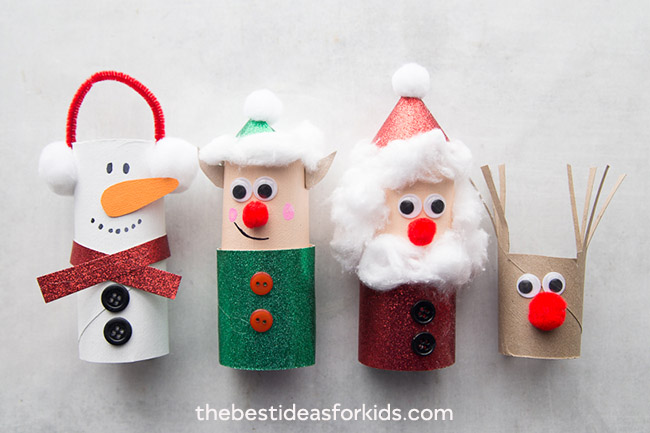 Decorazioni Natalizie Con La Carta Fai Da Te.Decorazioni Di Natale Fai Da Te Semplici Da Fare Regali Per Tutti