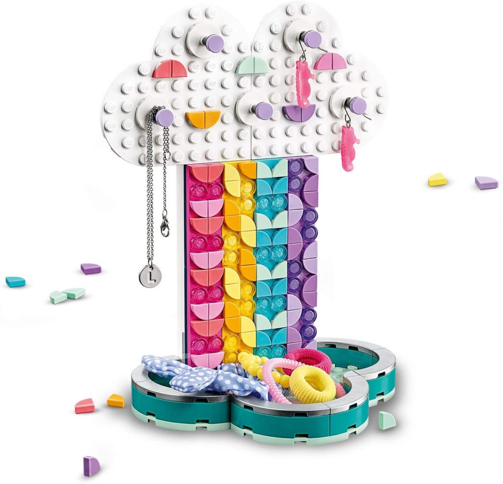 Portagioielli Arcobaleno LEGO DOTS