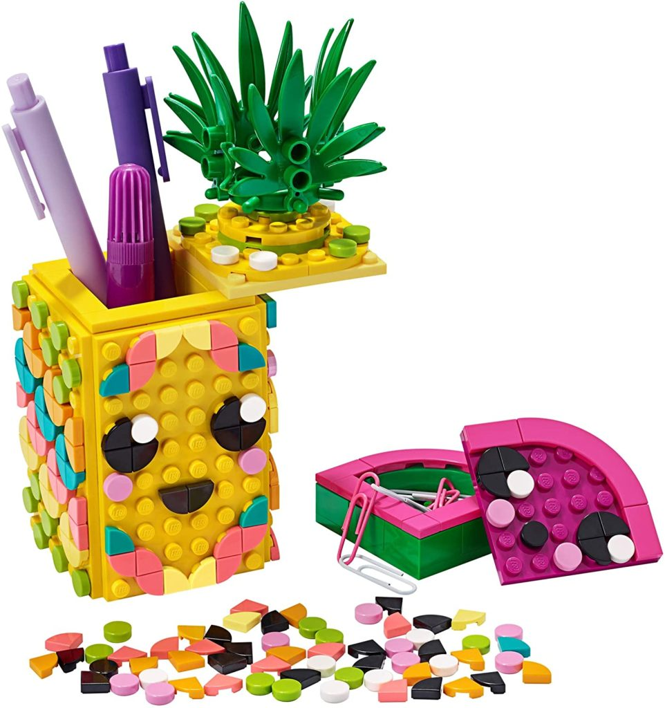 Portapenne Ananas LEGO DOTS