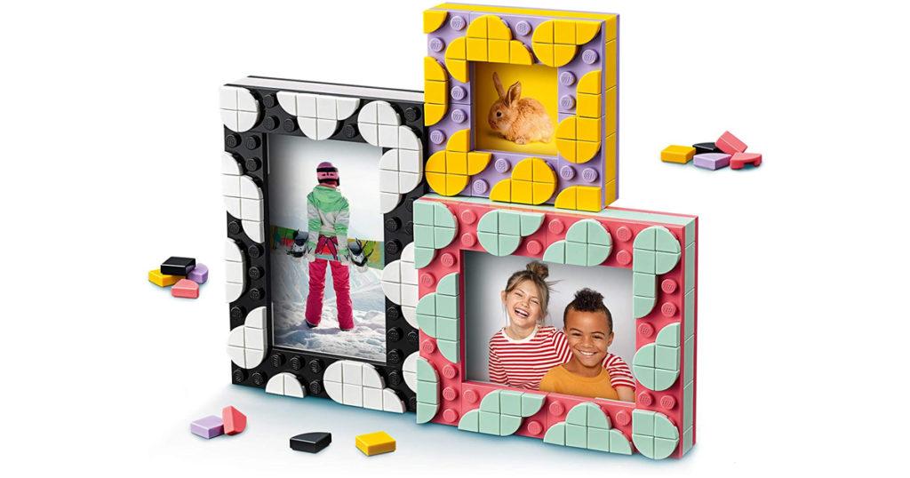 Cornici creative LEGO DOTS