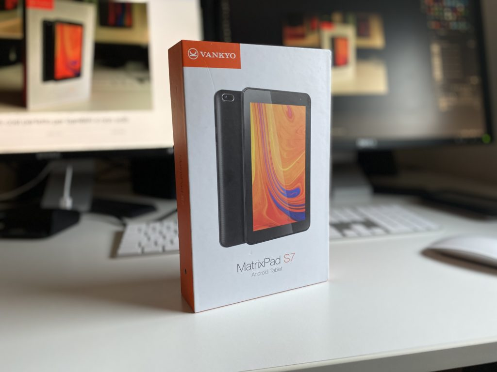 Tablet MatrixPad S7