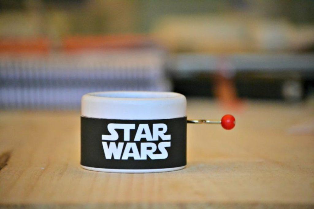 Mini carillon Star Wars